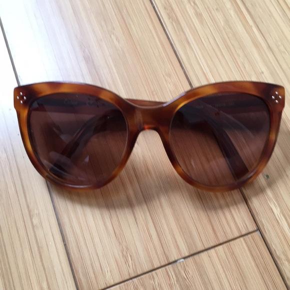 23265f3f498 Chloe Accessories - Chloe tortoise sunglasses